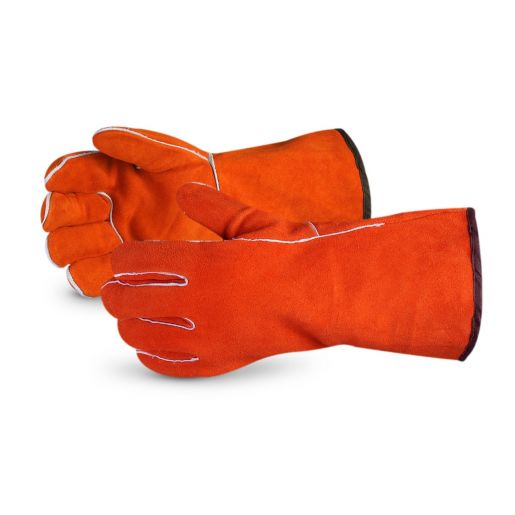 Endura® Deluxe High-Heat Resistant Welding Gloves - 505MARS