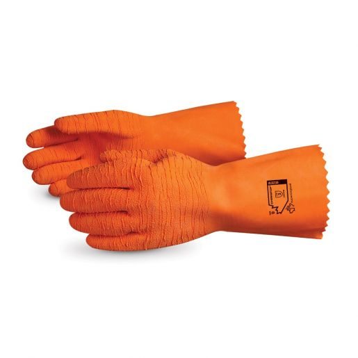 Chemstop™ Supported Latex Chemical-Resistant Glove - L8230