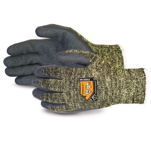 Emerald CX® Kevlar® Wire-Core™ Gloves with Latex Palms - S13CXLX